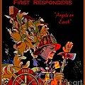 First Responders - Angels On Earth by Marian Bell