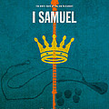 First Samuel Books Of The Bible Series Old Testament Minimal Poster Art Number 9 by Design Turnpike