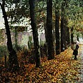 First Signs Of Autumn by Gun Legler