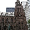First Trinity Church Nyc by Christiane Schulze Art And Photography