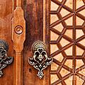 Firuz Aga Mosque Door 01 by Rick Piper Photography