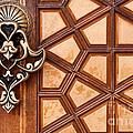 Firuz Aga Mosque Door 03 by Rick Piper Photography