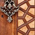 Firuz Aga Mosque Door 04 by Rick Piper Photography