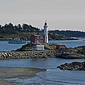 Fisgard Lighthouse  British Columbia  by Rob Mclean