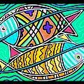 Fish Cousins by Jim Harris