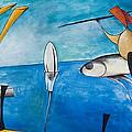 Fish Egg  by Vaan Manoukian