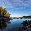 Fish Eye View by Randy Hall