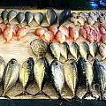 Fish For Sale In Taiwan by Yali Shi
