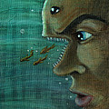 Fish Mind by John Ashton Golden