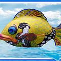 Fish Of The Orient by Robert Schwarztrauber