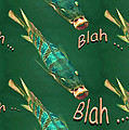 Fish Say Blah Blah Blah by Carolyn Marshall