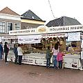 Fish Stall In The Market In Steenwijk Netherlands by Ronald Jansen