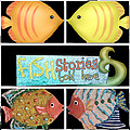 Fish Stories Told Here by Debra  Miller