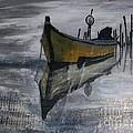 Fishboat by Susanne Baumann
