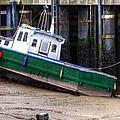 Fisherman Boat by Svetlana Sewell