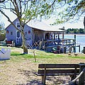 Fisherman's House  1 by Jeelan Clark