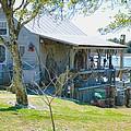 Fisherman's House 2 by Jeelan Clark