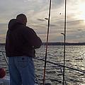 Fisherman's Last Cast by John Telfer