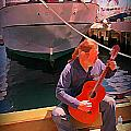 Fishermans Song by John Malone
