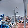 Fisherman's Wharf Taiwan by Bill Hamilton