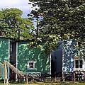 Fishermen Houses  by Emma Motte
