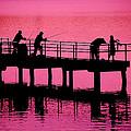 Fishermen by Raymond Salani III