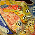 Fishes by Daniele Fedi