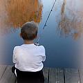 Fishin' by Lainie Wrightson