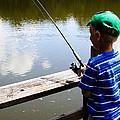 Fishin' by Nicole Tredup