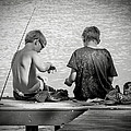 Fishin' by Sharon Meyer