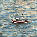 Fishing Boat Jean by John Williams