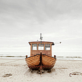 Fishing Boat by Jorg Greuel