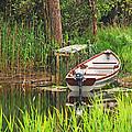 Fishing Boat by Mary Carol Story