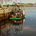 Fishing Boat by Rick Mosher