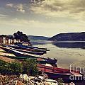 Fishing Boats  by Jelena Jovanovic
