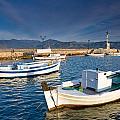 fishing boats 'XIII by Milan Gonda
