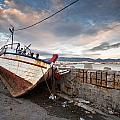 fishing boats 'XVI by Milan Gonda