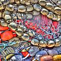 Fishing Bouys by Heidi Smith