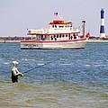Fishing Fantasy by Ed Weidman