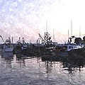 Fishing Fleet Ffwc by Jim Brage