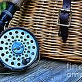 Fishing - Fly Fishing by Paul Ward