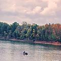 Fishing In Autumn by Jai Johnson