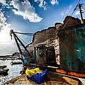 Fishing Machinery by Kyriakos Kyriazis