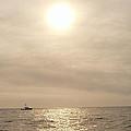 Fishing Montauk by John Telfer