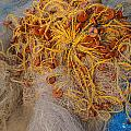 Fishing Nets by Carol Ailles