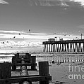 Fishing Pier by Mark Gold