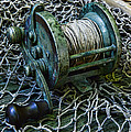 Fishing - That Old Fishing Reel by Paul Ward