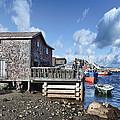 Fishing Town by Renee Sullivan