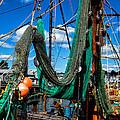 Fishing Vessel by Karol Livote