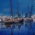 Fishmoon by Karol Wyckoff